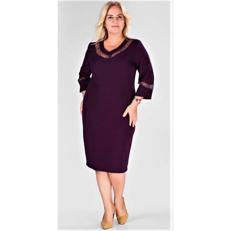 b225487555d Елегантна дамска рокля макси