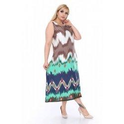 Лятна рокля 2XL
