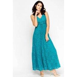 Дантелена официална рокля