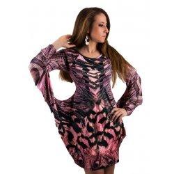 рокля прилеп ръкав