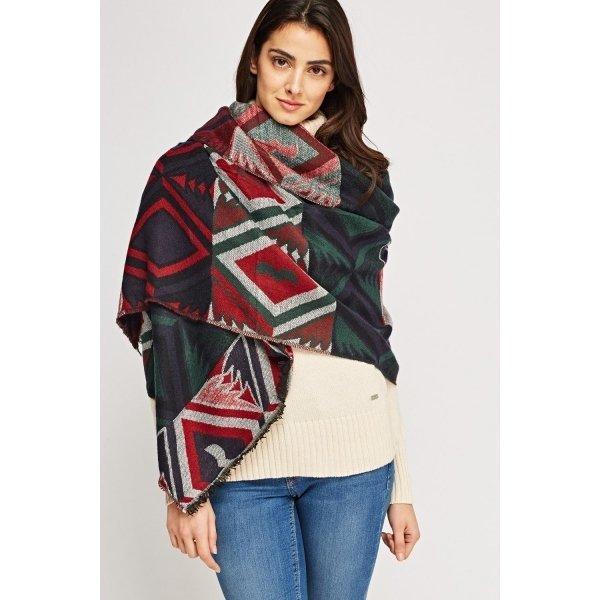 Модерен шал