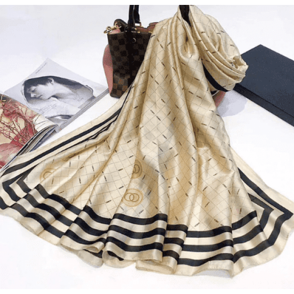 Дамски шал от коприна