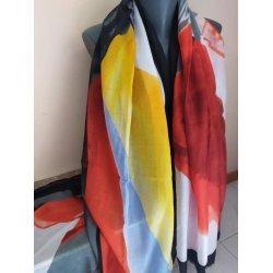 Дамски шал от памук