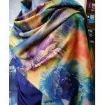Дамски шал от кашмир