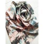 Есенен памучен шал