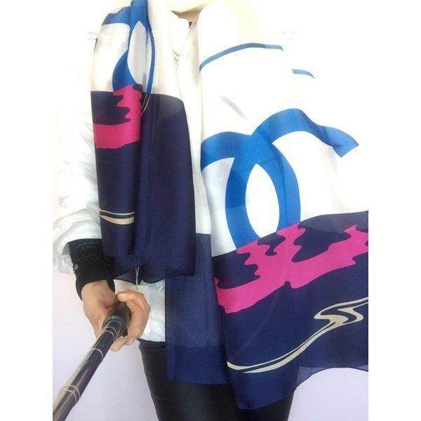 Летен копринен шал