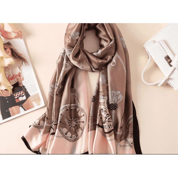 Луксозен шал