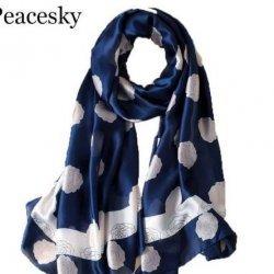 Луксозен дамски шал