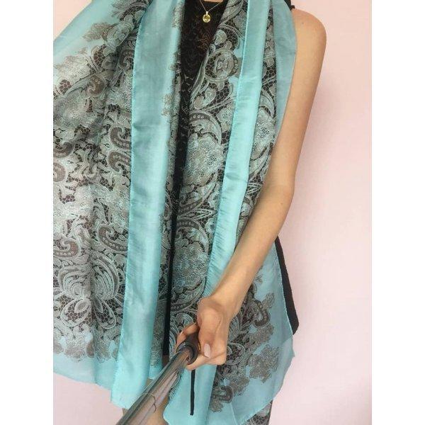 Сатенен шал