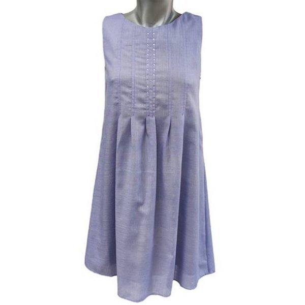 Ленена рокля