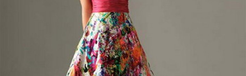 Как да съчетаваме дългите рокли