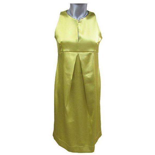 Сатенена рокля Росина