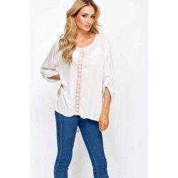 Блуза с три четвърти ръкав